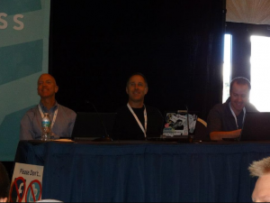 The Local Mobile Search Panel at BlueGlassX: John Denny, Michael Dorausch, David Mihm