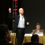 John Denny presents the basics of Search at ILM East in Boston 2012