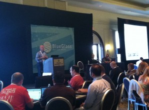 John Denny Speaks at BlueglassX Local Mobile Search